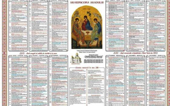 Calendar creștin ortodox septembrie 2018. Când pică Sfânta Mărie Mică