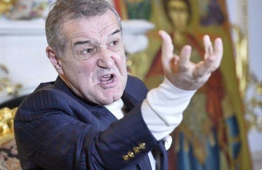 Gigi Becali a făcut un scandal monstru pe aeroportul Otopeni! A agresat un europarlamentar