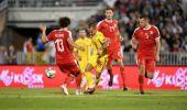 Liga Națiunilor. Serbia – România 2-2 (1-0) / Tricolorii revin, de două ori, și smulg o remiză la Belgrad