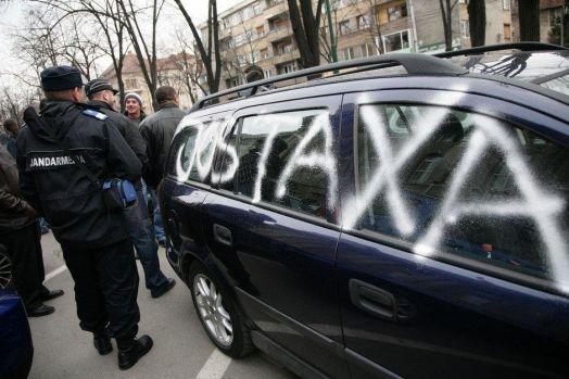 Noua taxă auto: Şoferii ar putea fi taxați de două ori, începând din 2019