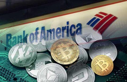 Bank of America oferă brevete privind planul de păstrare a cheilor private de criptare