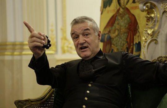 Gigi Becali a dezvăluit pactul pe care îl are cu antrenorul Nicolae Dică