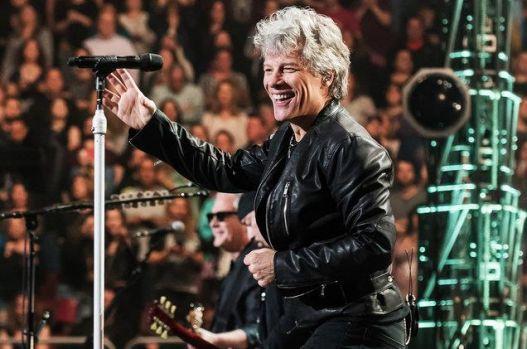 Bon Jovi revine în România. Celebra trupă rock va susține un concert la București