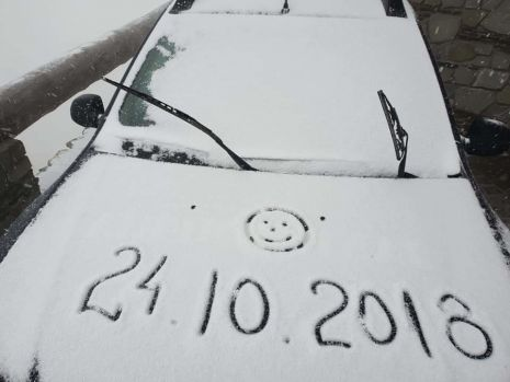Iarna dă buzna în România! Cod galben de vânt și ninsori viscolite! Zonele vizate