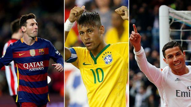 Neymar jr: Lionel Messi este idolul meu, Cristiano Ronaldo este un monstru