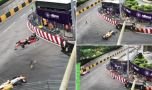 Formula 3. Accident horror la Grand Prix-ul de la Macao. Video și foto în arti…