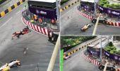 Formula 3. Accident horror la Grand Prix-ul de la Macao. Video și foto în articol