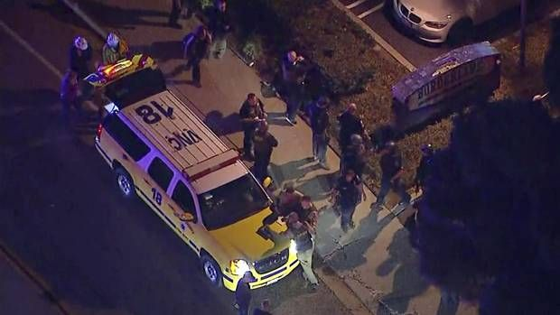 Atac armat într-un bar din California. Cel puțin 12 morți și doisprezece răniți