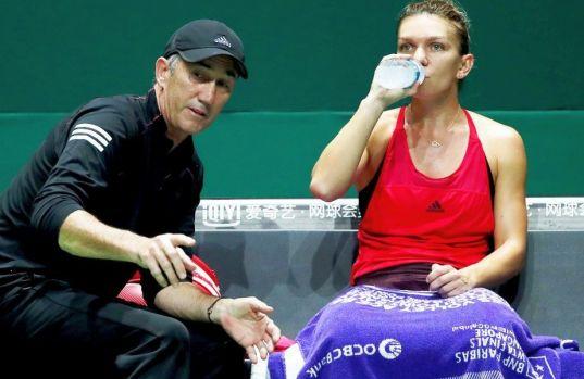 Darren Cahill a pus punct colaborării cu Simona Halep! Motivul invocat de antrenorul australian