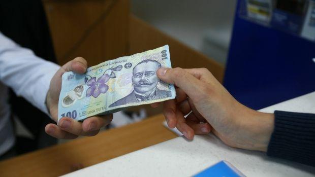 Curs valutar. Leul s-a depreciat în raport cu principalele valute