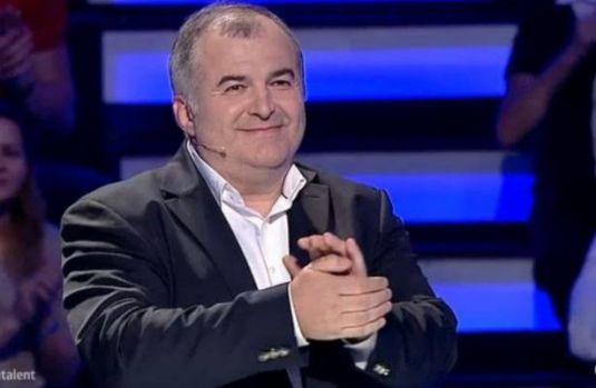 Florin Călinescu, actor şi prezentator, a anunțat că intră în politică