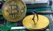 """""""Mineritul"""" de crypto monede consumă mai multă energie decât mineritul de aur sau platină"""