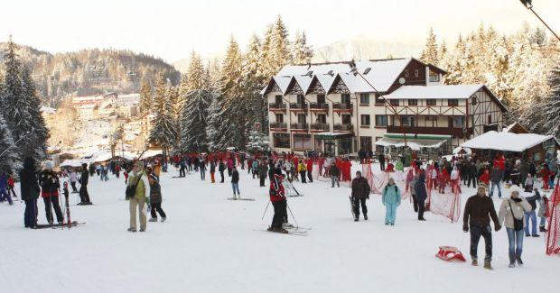 Minivacanţă 1 Decembrie. Staţiunile de la munte sunt aproape pline