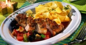 muschiulet porc, marinata mustar, reteta culinara, ingrediente, mod preparare, masa craciun
