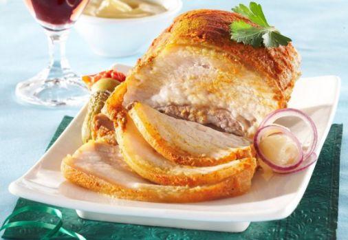 Cum se prepară pieptul de porc marinat. O nouă rețetă delicioasă pentru masa de Sărbători