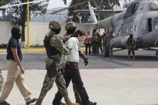 Proces El Chapo Guzman. Câtă cocaină au confiscat americanii de la cartelul Sinaloa