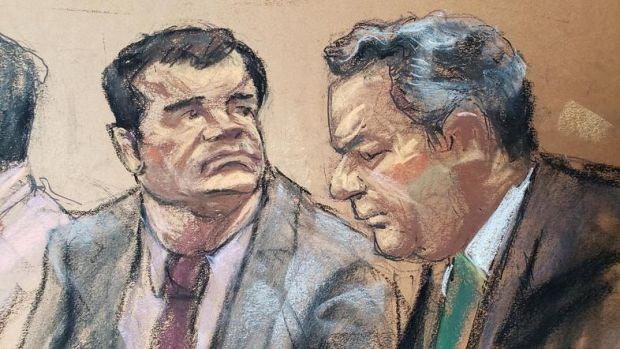 Proces El Chapo Guzman. Mită în valoare de zeci de milioane de dolari pentru polițiștii mexicani