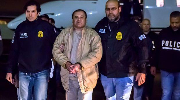 Au apărut imagini noi cu El Chapo din momentul arestării sale! Cum arăta boss-ul cartelului Sinaloa! Video