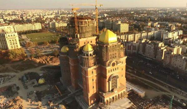 Primăria Capitalei vrea să mai dea încă 10 milioane lei pentru Catedrala Mântuirii Neamului