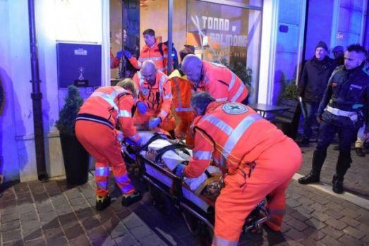 Italia. Româncă înjunghiată și desfigurată cu acid în centrul unui oraș