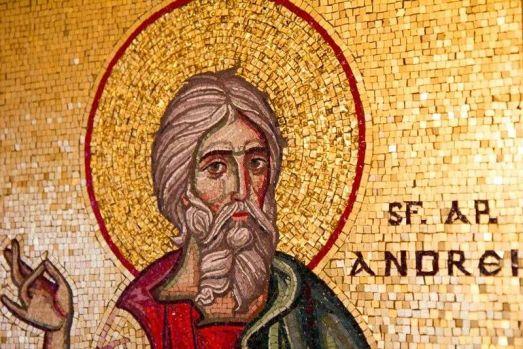 Sfântul Andrei, ocrotitorul României. Peste 850.000 de români poartă numele de Andrei sau Andreea