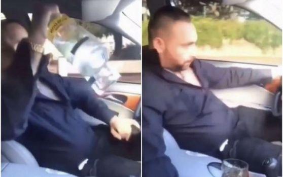 "Irlanda. Un român beat s-a filmat când conducea cu 200 km/h: ""Un star social media idiot""! Video"