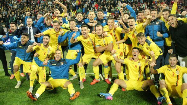EURO de tineret 2019: Naţionala României U21 se află în Grupa Morții! Programul partidelor