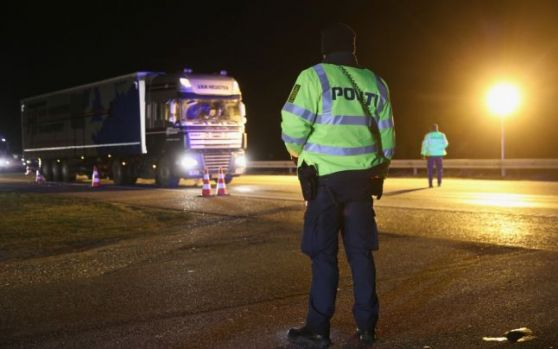 Franța. Un șofer român de TIR a primit o amendă record plus trei ani de închisoare