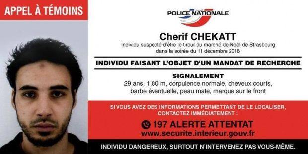 Franta. Autorul atacului armat din Strasbourg a fost împușcat mortal de poliție