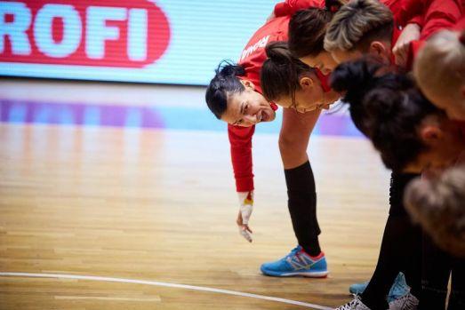 CE Handbal feminin. România se impune categoric în fața Germaniei, scor 29-24! Neagu a intrat în istorie