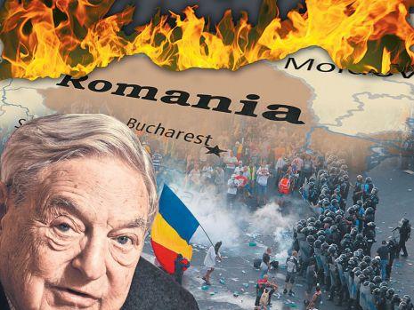 Cum a fost acaparată România de rețeaua lui George Soros