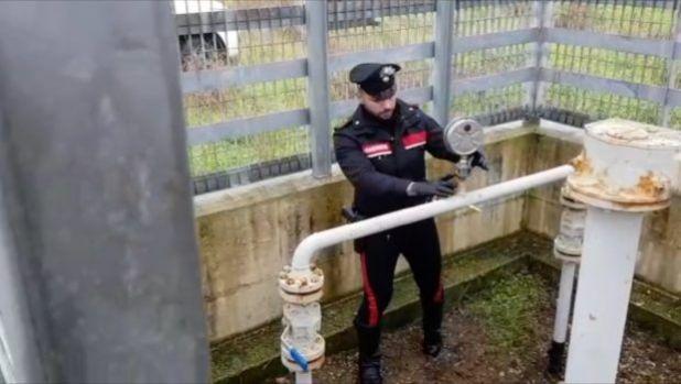 Italia. Hoţii români au furat combustibilul destinat aeroportului Fiumicino