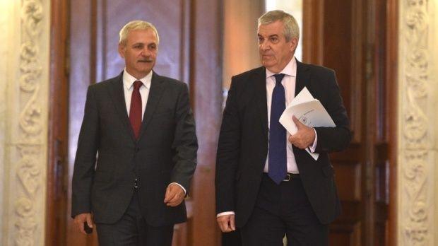 Discuții tensionate în Coaliție. Întâlnire între Liviu Dragnea și Călin Popescu Tăriceanu