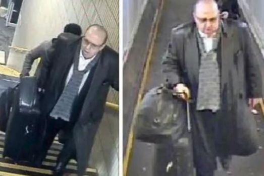 Anglia. Un român de 64 de ani, căutat după ce a jefuit o bancă într-un mod inedit