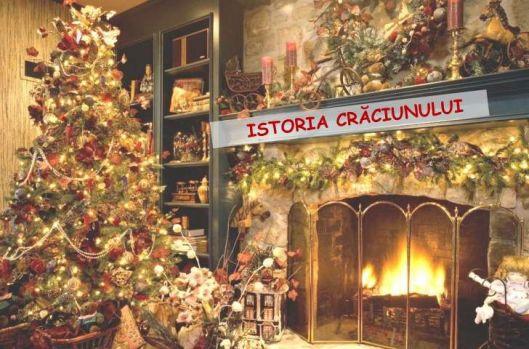 Crăciunul. Istoria unei sărbători cu multe rădăcini păgâne! Despre focuri uriașe, plante veșnic verzi, ospețe și venerarea Soarelui