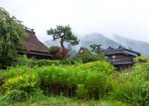 """Japonia. Statul oferă case gratis pentru străini. Localnicii se feresc de ele, pe motiv că sunt """"bântuite"""""""