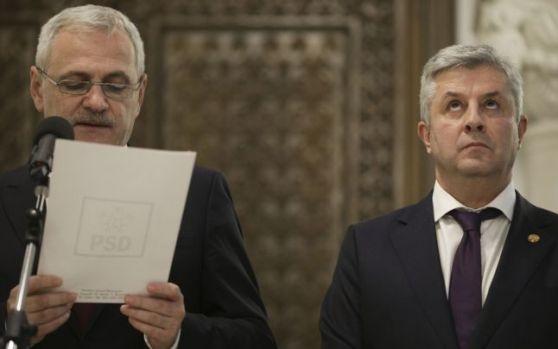 Scandal în Camera Deputaților! Opoziția vrea capetele lui Dragnea și Iordache. PSD trage de timp