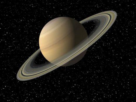 Planeta Saturn își devorează inelele de gheață! Video