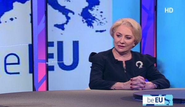 Premierul Viorica Dăncilă anunță ridicarea MCV pentru România