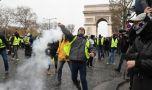 Franța. Aproape 500 de persoane reținute în timpul protestelor din Paris! Cap…