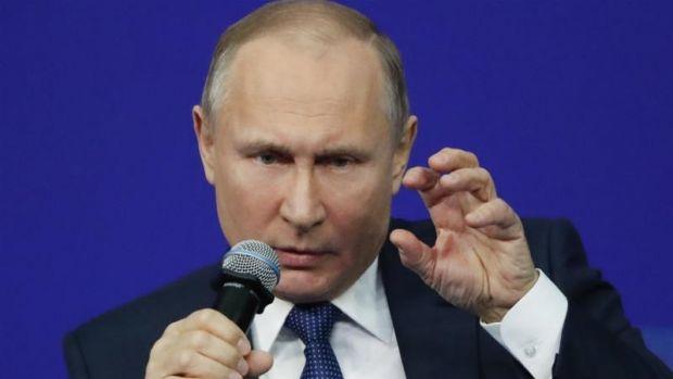 Vladimir Putin a luat o decizie de ultimă oră după incidentul cu Ucraina