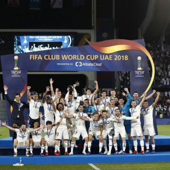 Real Madrid a câștigat pentru a patra oară Cupa Mondială a cluburilor de fotbal