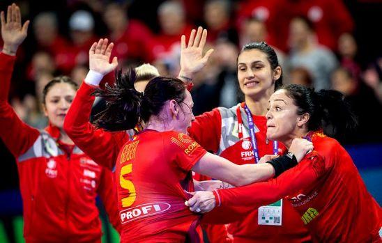 CE handbal feminin. România – Ungaria 29-31: Am pierdut, dar ne-am calificat în semifinale! Reacții