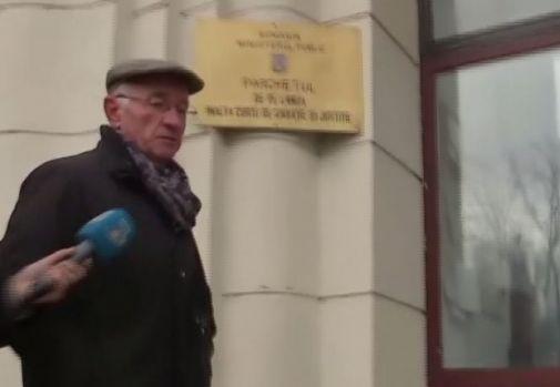 Socrul lui Sebastian Ghiță, audiat la Parchetul General