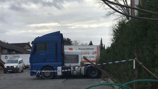 Belgia. Șofer de TIR român, găsit mort! Avea doar 19 ani