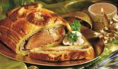 Reţete de Crăciun. Cum se prepară friptura de vită Wellington. O reţetă delicioasă