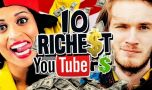 Topul celor mai bine plătiți youtuberi: Un băiețel de 8 ani este pe primul l…