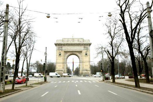 Arcul de Triumf, deschis pentru vizitare de Ziua Unirii Principatelor Române