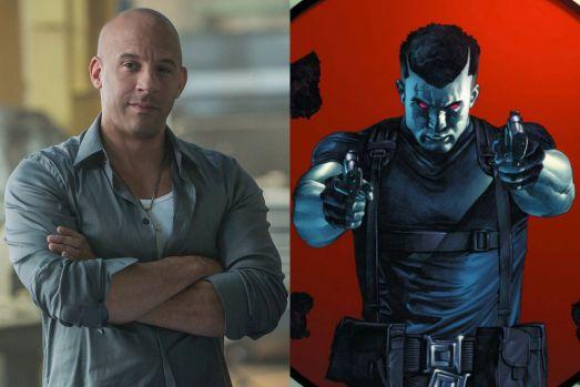 Prima fotografie cu Vin Diesel în rolul lui Bloodshot! Cum arată în rolul de armă umană! Foto în articol