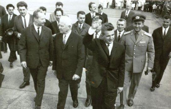 Nicolae Ceaușescu nu avea niciodată bani la el și nici buletinul. Ce nu-i lipsea, totuși, din buzunare când pleca undeva